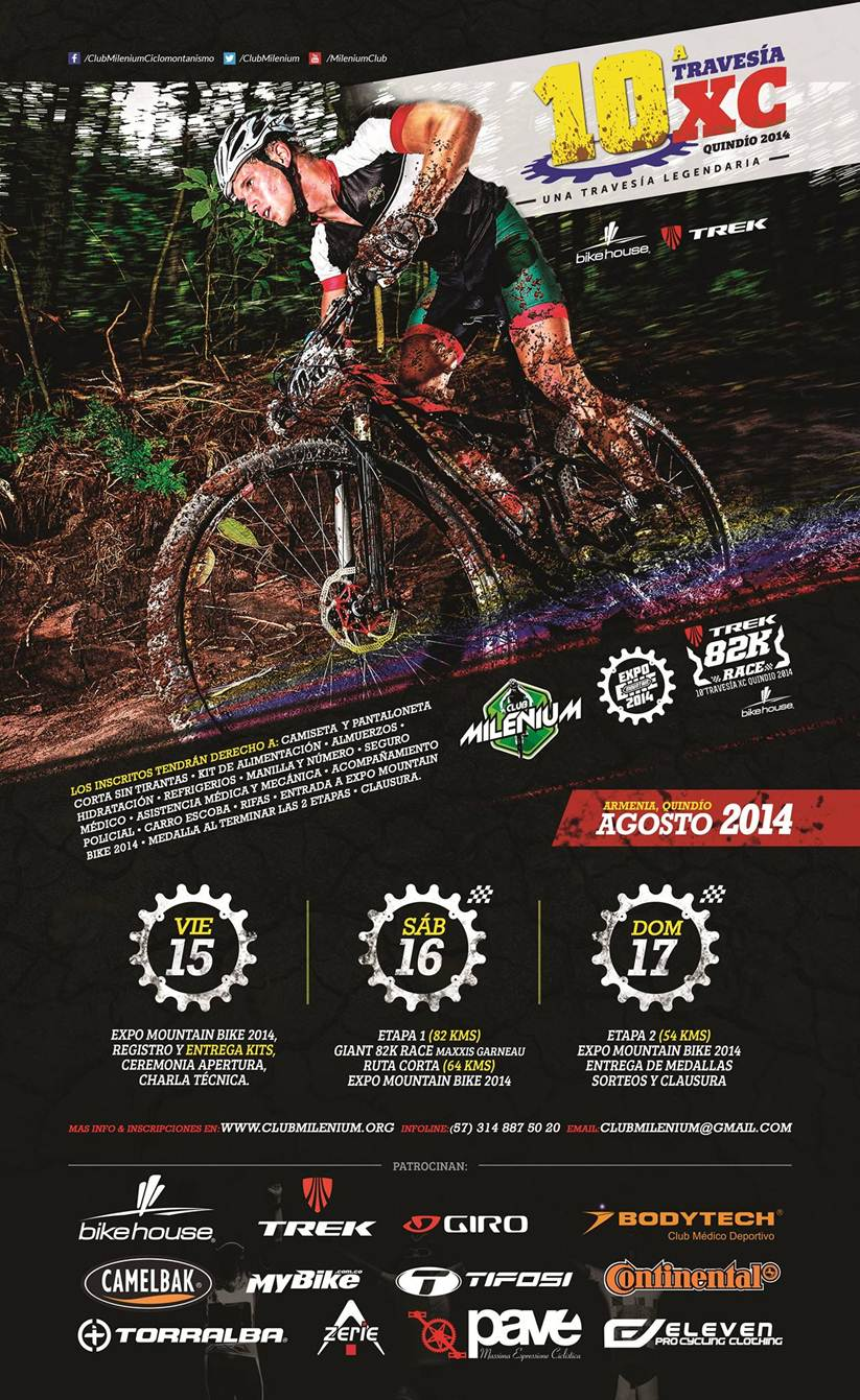 travesia quindio 2014 my bike5