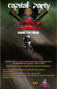 promo bicicle party